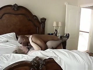White gilf makes a sextape..