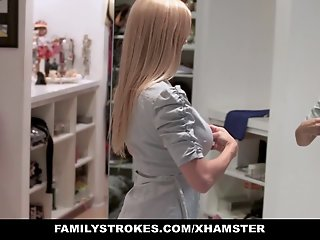 familyStrokes - Step Mom..