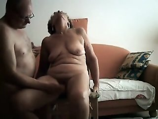 Sexually Excited Granny..